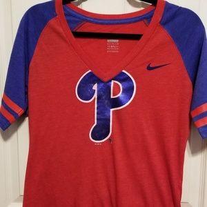Nike Philadelphia Phillies baseball shirt